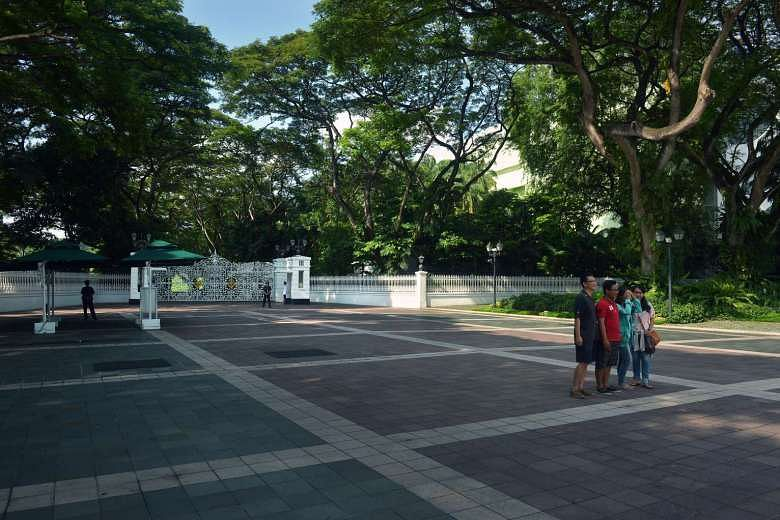 Learn more about Singapore's history at the Istana Heritage Gallery