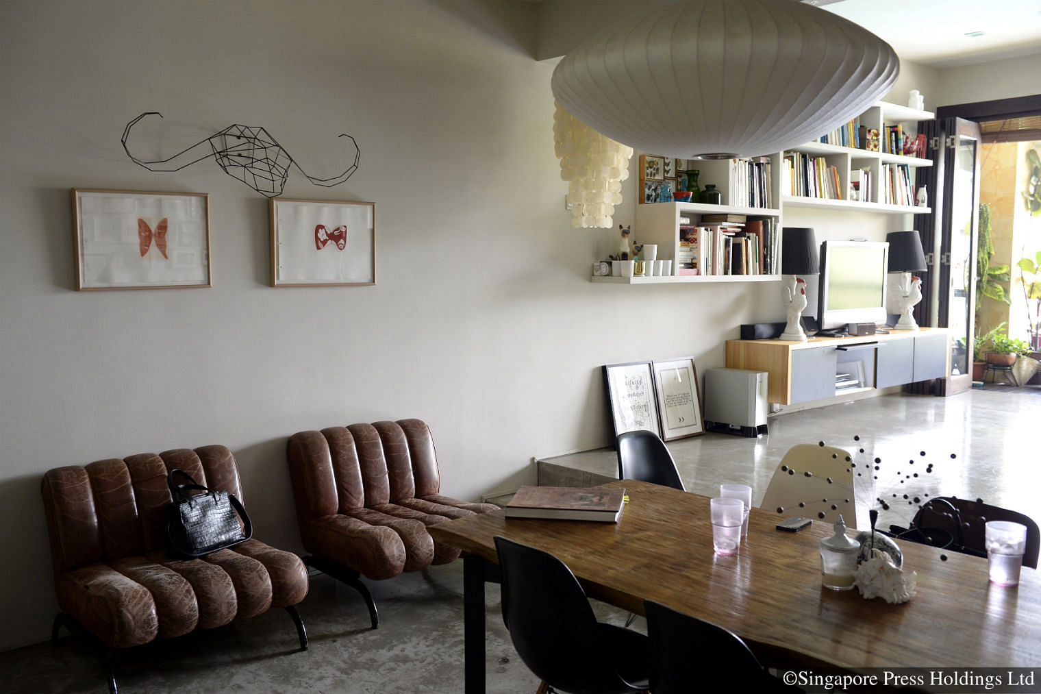 See The Vintage Filled Walk Up Apartment Of An Artisanal