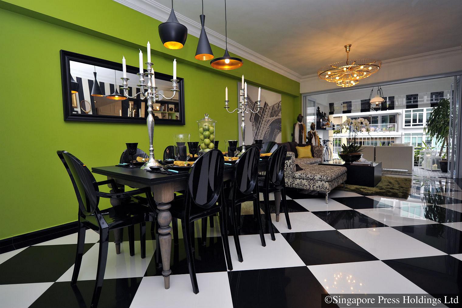 Noah dining room set