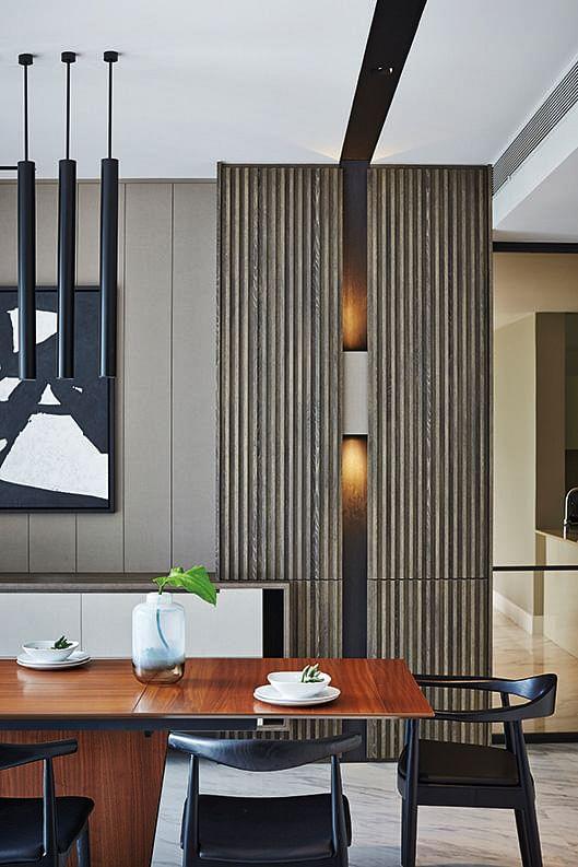 3 Stylish Condominium Unit Home With Contemporary Interiors Home Decor Singapore