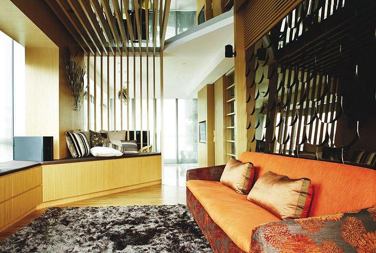 3 stylish condominium unit home with contemporary for 3 bedroom condo interior designs