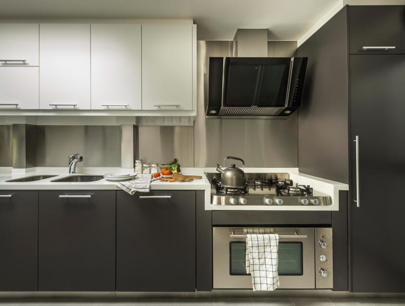 Kitchen Backsplash Singapore caring for your stainless steel fridge, sink and backsplash | home