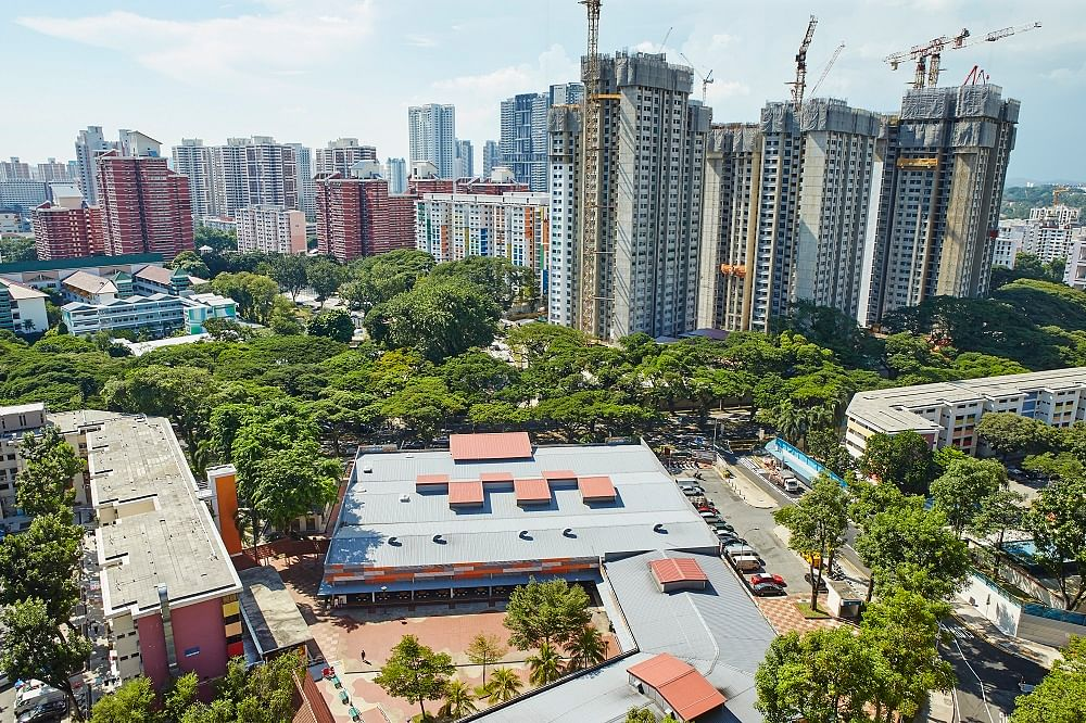 Property Bukit Merah The Value Of The Estate And Its