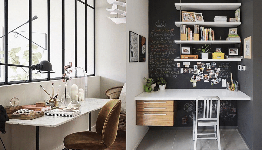 Home Office Goals For Both Small And Big Homes Home