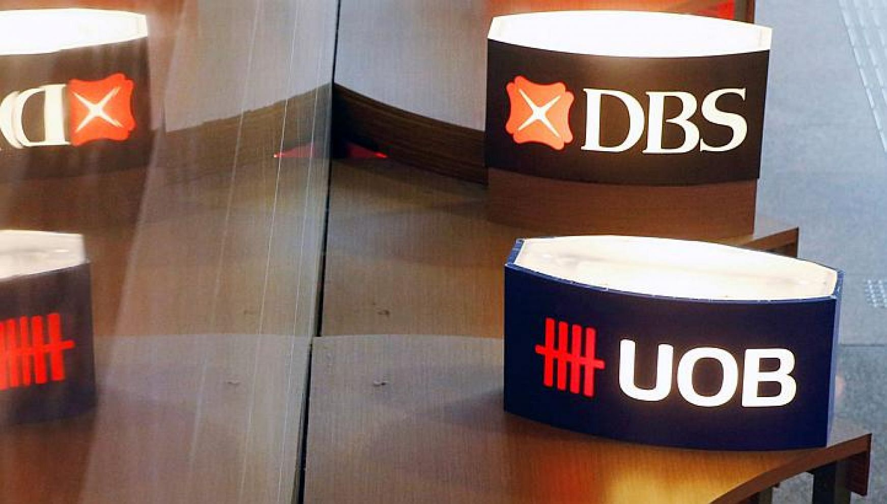 Home loans war between dbs and uob results in competitive for Home decor 91711