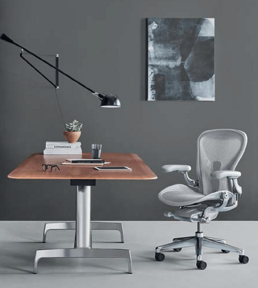 Home Decor Singapore: Check Out The New Herman Miller Aeron Chair
