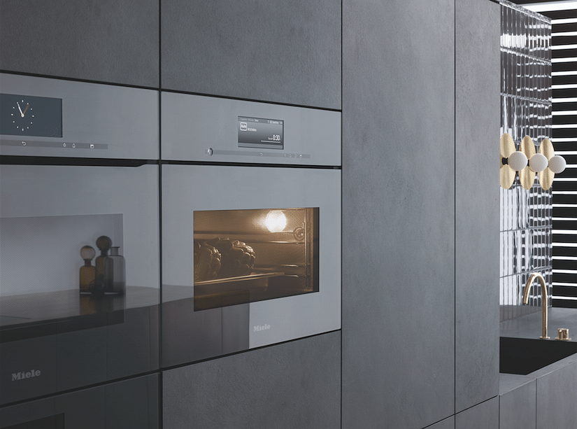 Shopping Miele S Artline Ovens Are Sleek And Have No