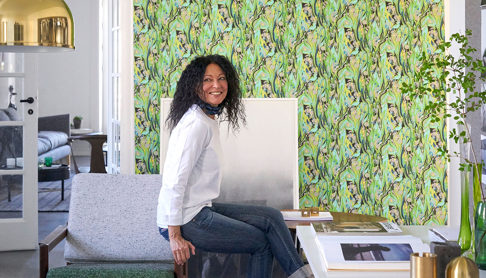Interview Tricia Guild Founder Of Designers Guild A