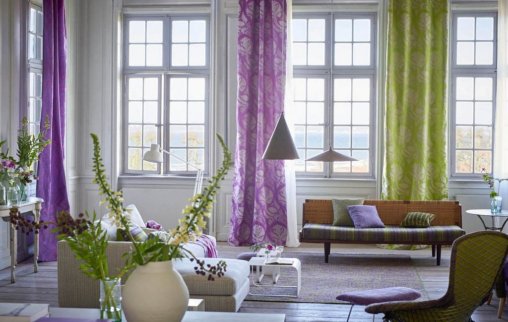 Interview: Tricia Guild — founder of Designers Guild, a fabric and ...