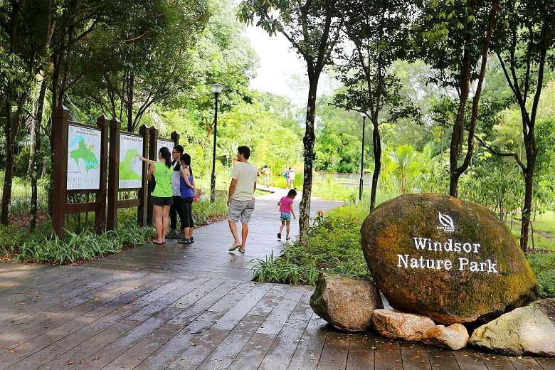 Things To Do The Newly Opened Windsor Nature Park