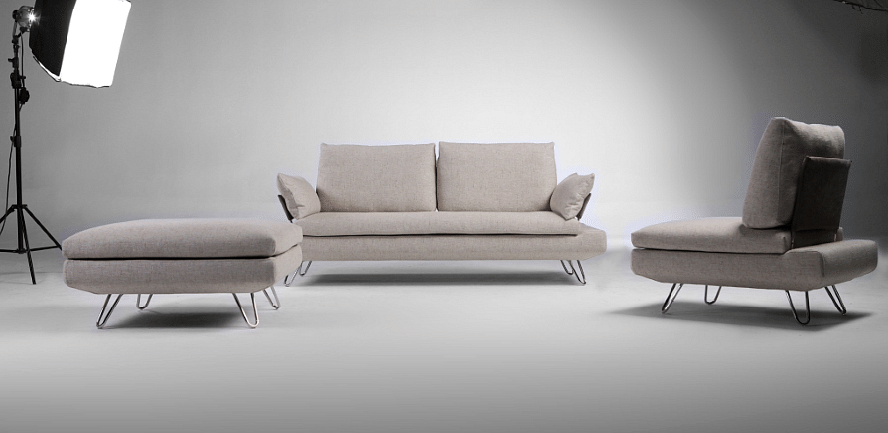 The Puzzle Sofa By Nicoletti Home Can Be Assembled In Multiple Ways To Suit  Any Occasion. Much Like How You Would Fix A Puzzle, Each Piece Of The Sofa  Can ...