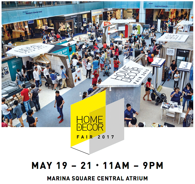 Exciting Offers To Look Out For At Home Decor Fair 2017