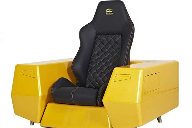 Shopping Supercar Inspired Luxury Armchairs And Office
