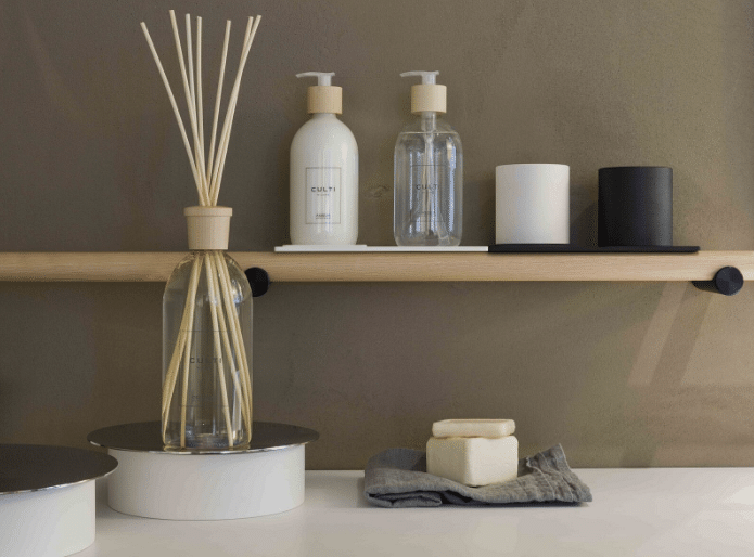 Latest luxurious home fragrance by culti milano now in for Home decor milano