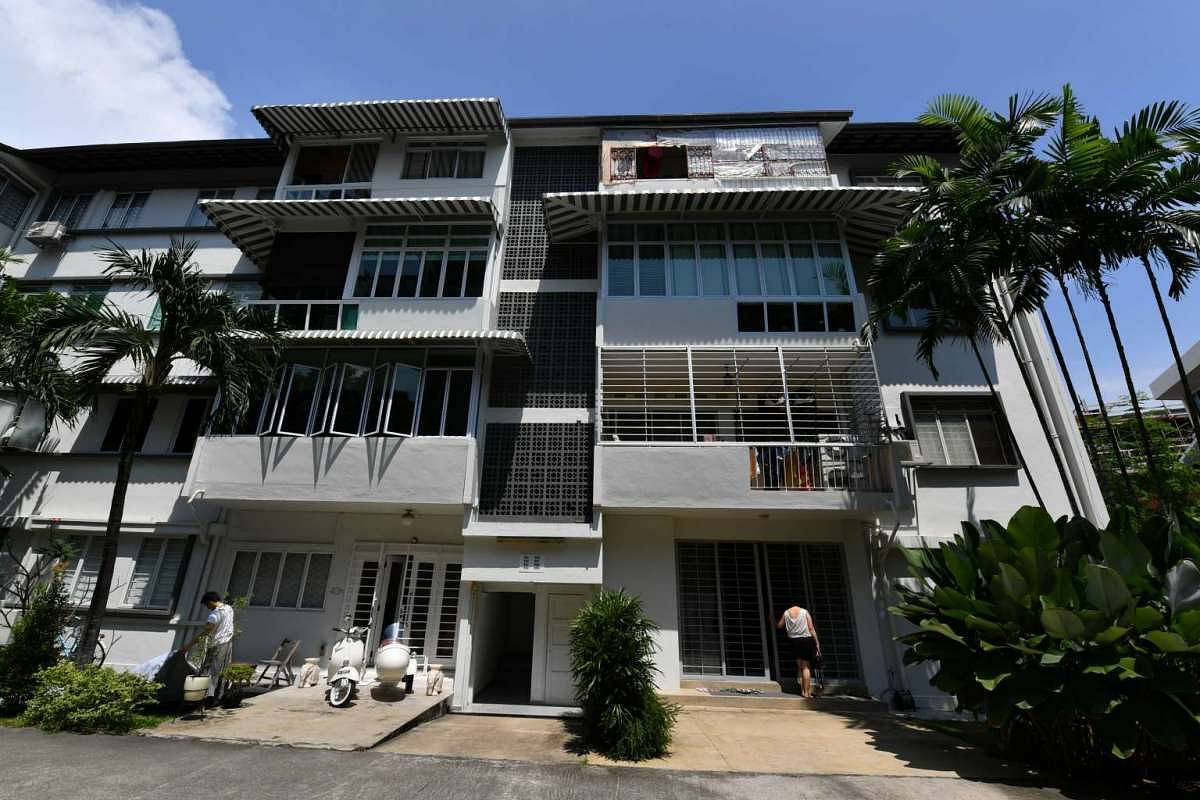 House Tour Walk Up Apartment In Joo Chiat With Retro Pieces