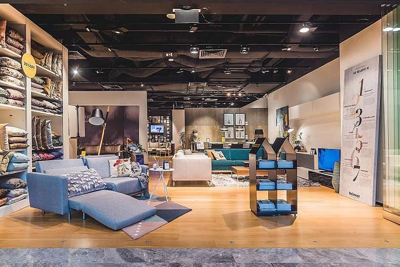 Shopping: Discounted Prices For Furniture And Accessories At Boconcept Home  Fair