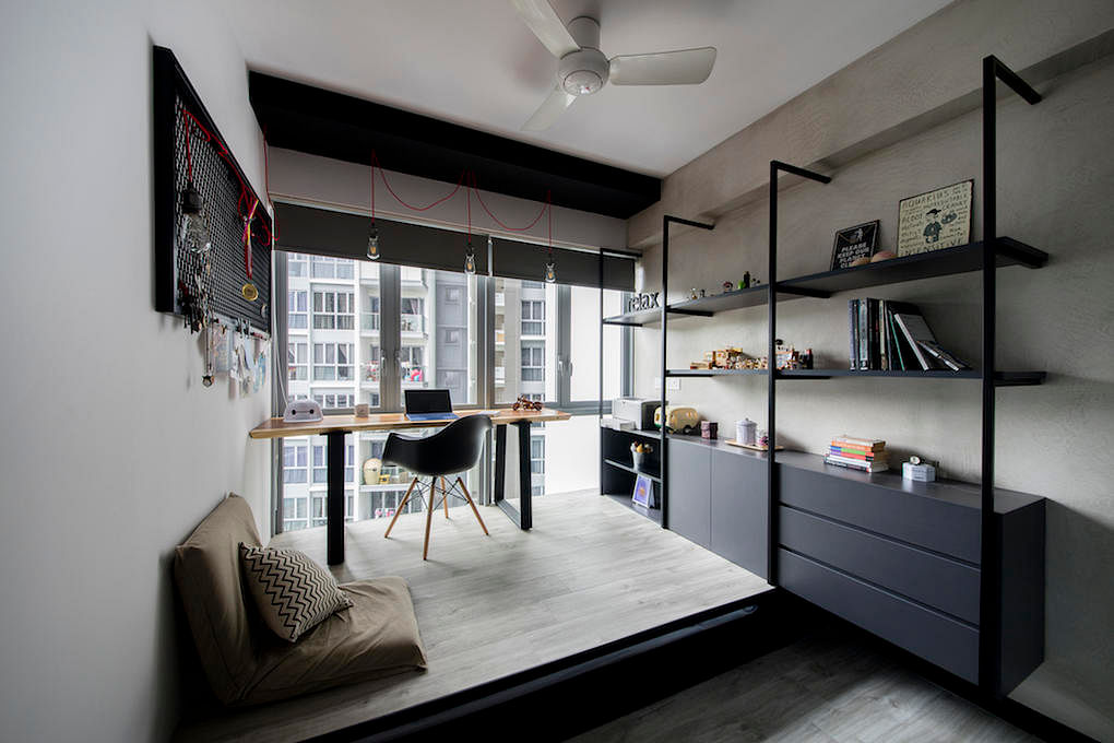 Success story of terence neo design director of local for Local interior design firms