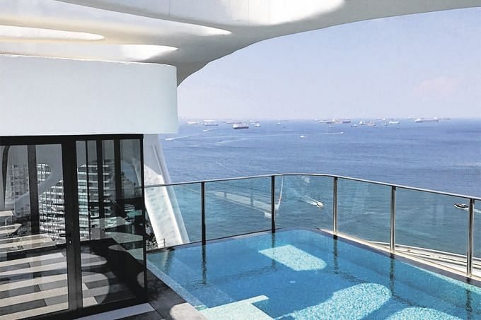 Property Allure Of Penthouses In Singapore Why Buy And