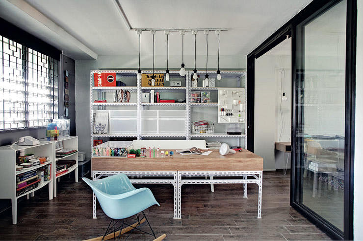 Study Room Design Tips: Styling A Light And Bright Space | Home U0026 Decor  Singapore