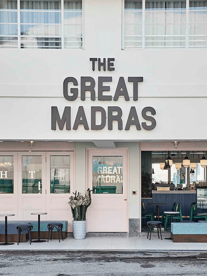The Great Madras Hotel: The stylish hotel and hostel in