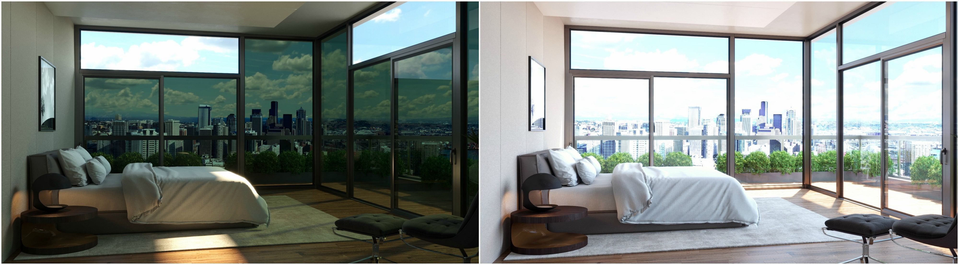 Halio Smart Tinting Glass Maximise Natural Light Into Your Home