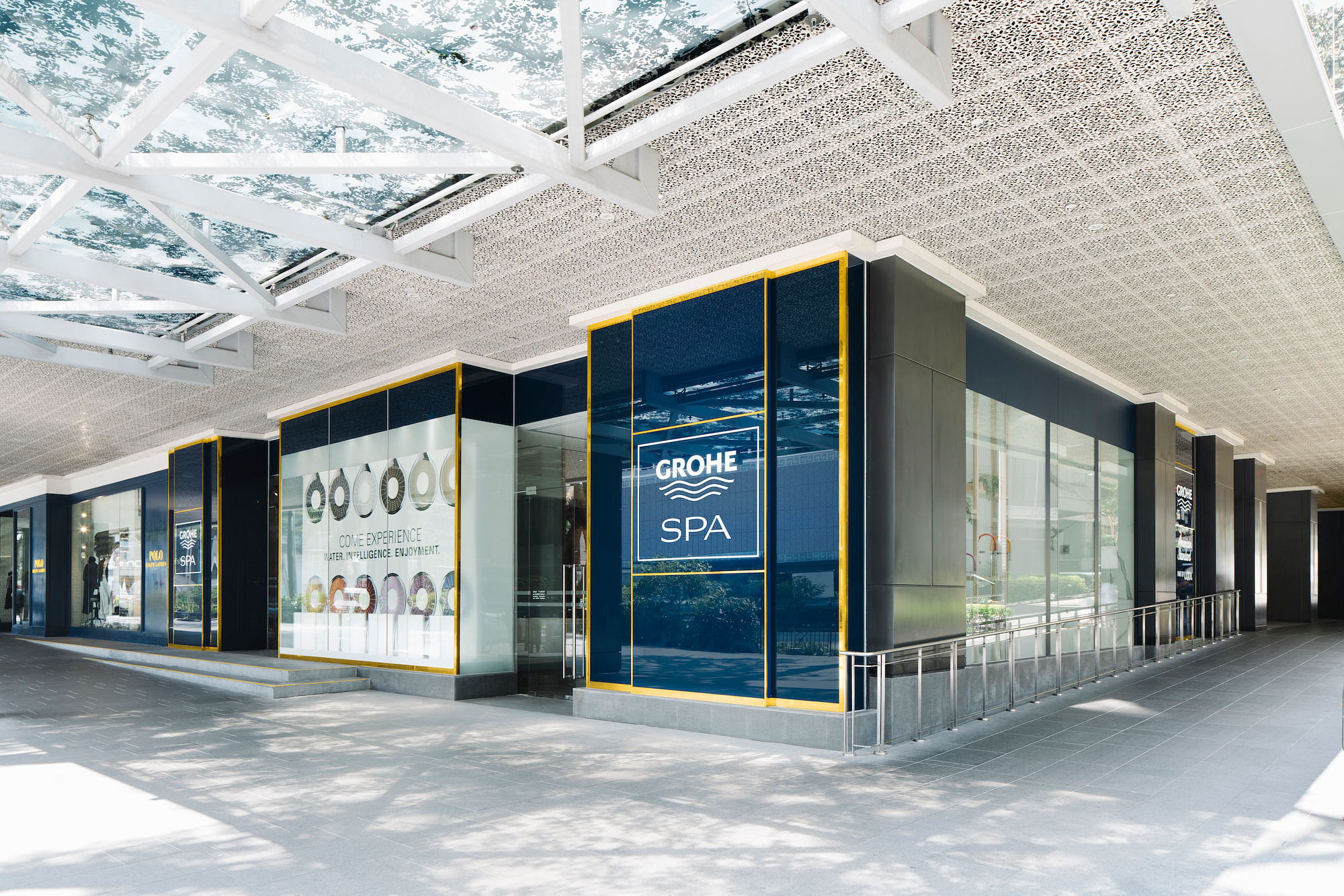German sanitaryware brand Grohe opens flagship store at Scotts Road ...