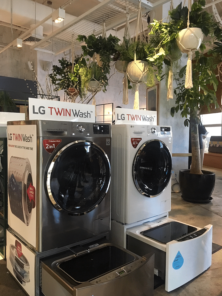 LG releases new Twinwash models and dryer with the lowest ...