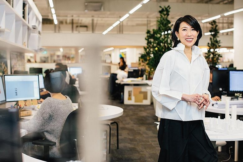 Angelene Chan Of Dp Architects Designs More Than Just Buildings