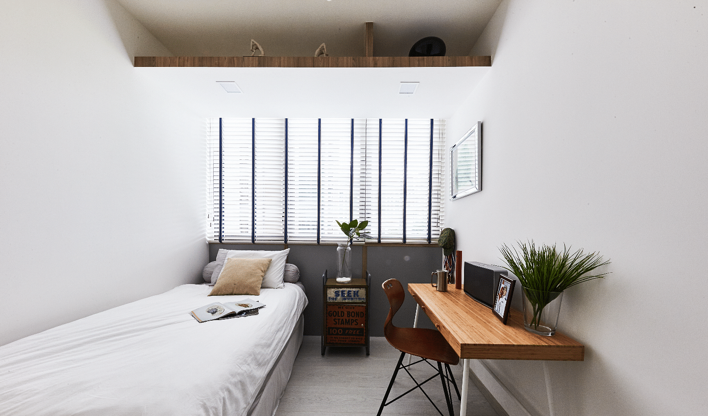 House Tour: Lots Of Extra Storage And Quirky Furniture In