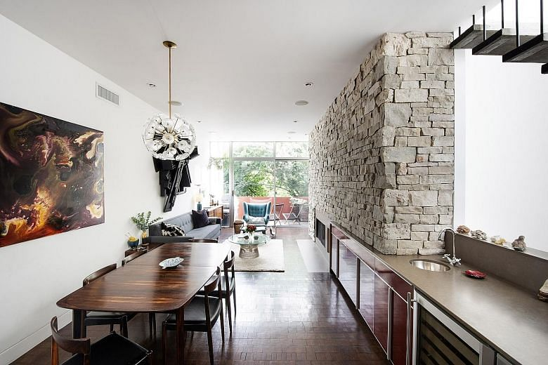 House Tour A Garage Building Thats Transformed Into A Cosy Home In