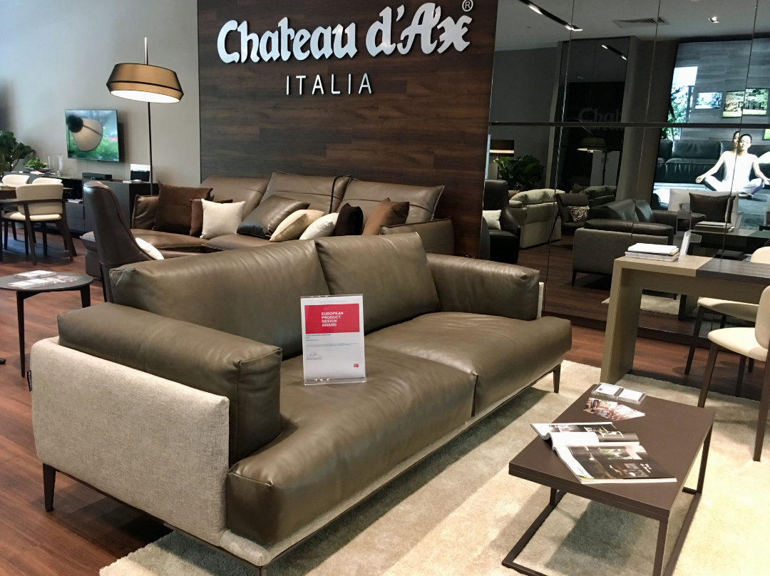 Italian Sofa Makers Chateau D'Ax Now In Singapore
