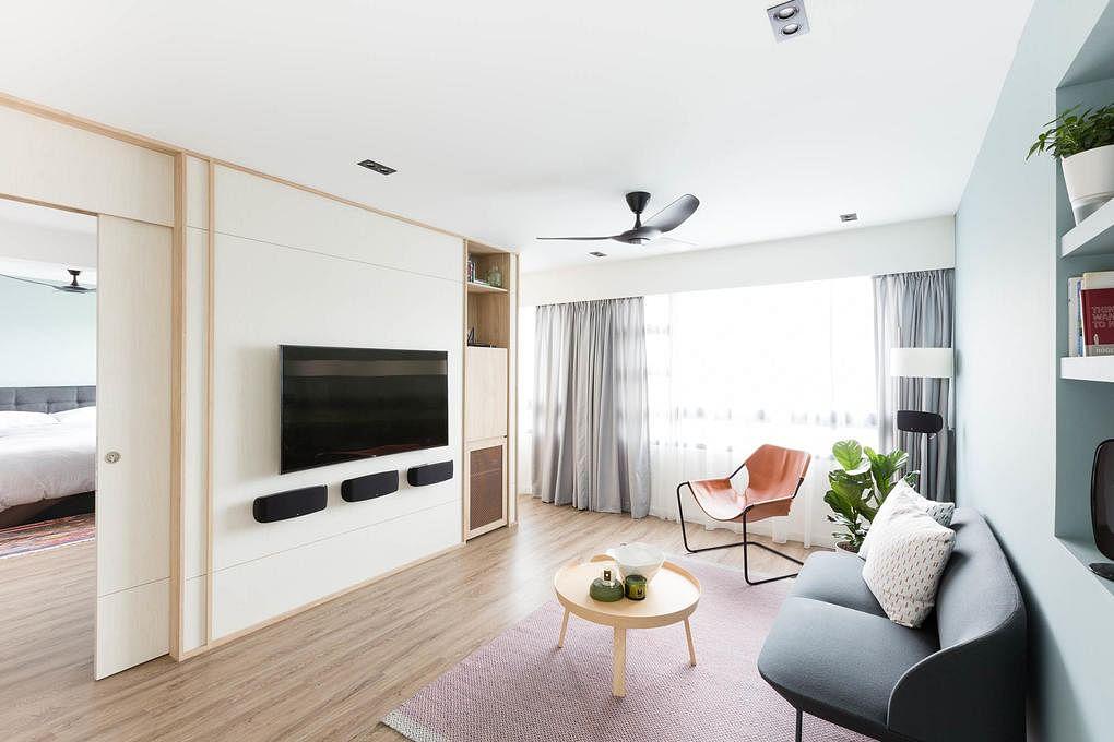 Simple Tv Unit Design For Bedroom