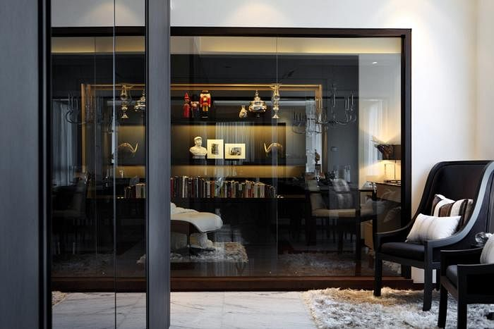 An Unconventional (and Spacious!) Condo Apartment, By Haire Living