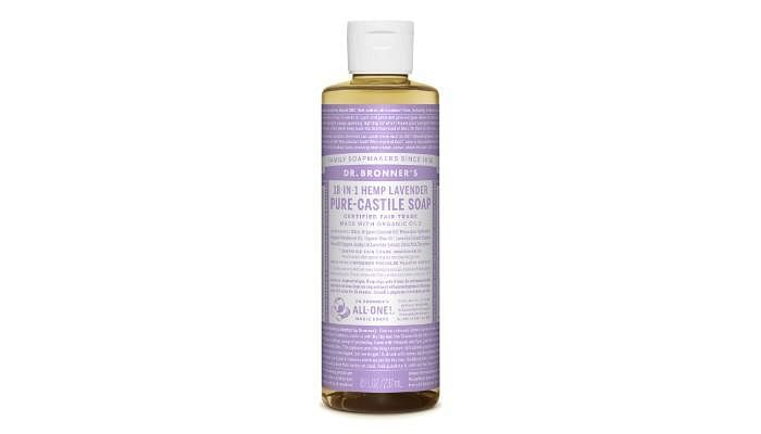 Kitchen cleaner dr bronner