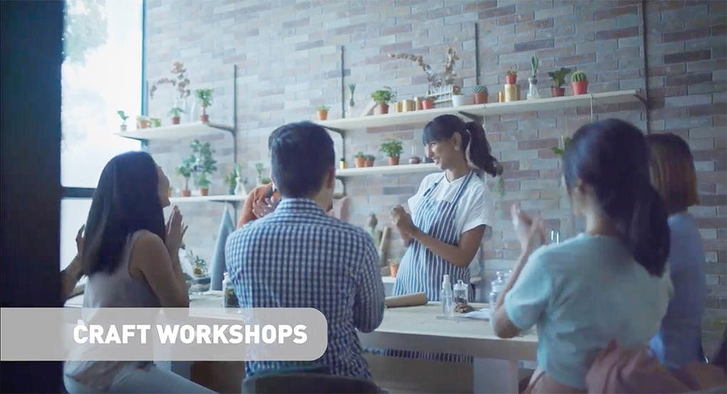 08 new funan mall craft workshops