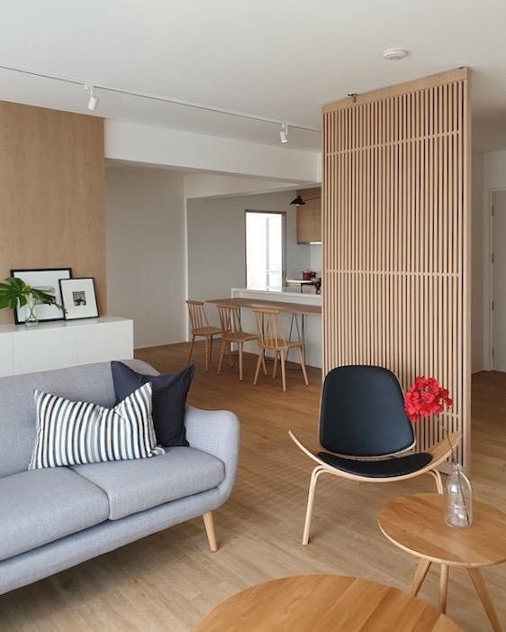 Home Design Ideas For Hdb Flats:  House Tour: Timber Finishes In This Modern And Spacious 5