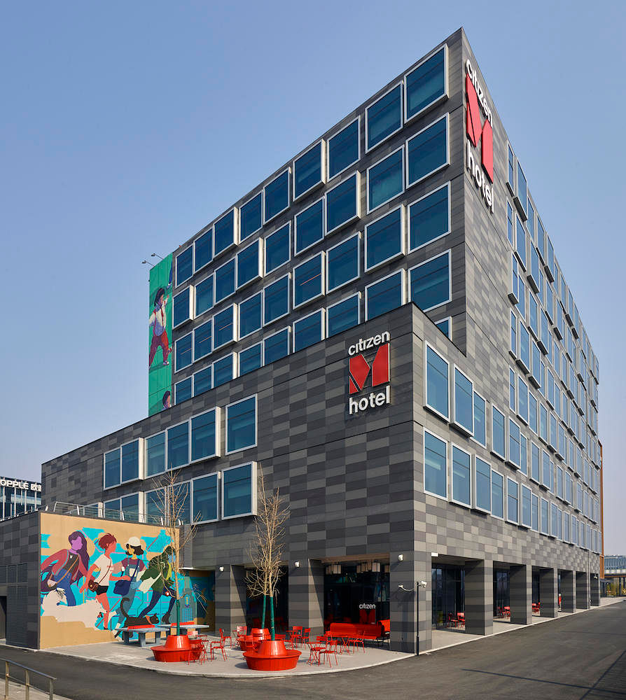 Citizenm shanghai