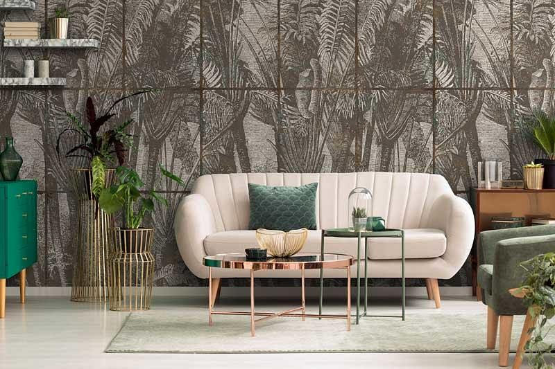 Using Forest Inspired Wallpaper Designs At Home Home