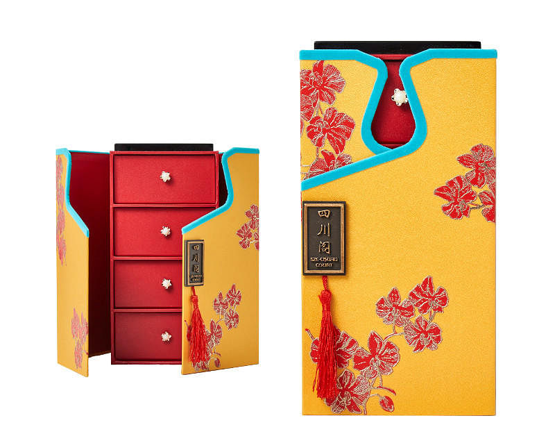 8 Most Beautiful Mooncake Box Designs 7