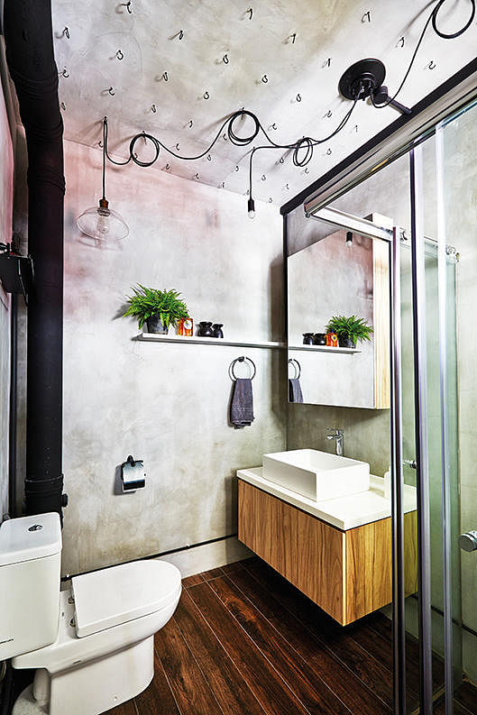 7 simple but modern hdb flat bathroom designs 3 - Pics Of Bathrooms Designs