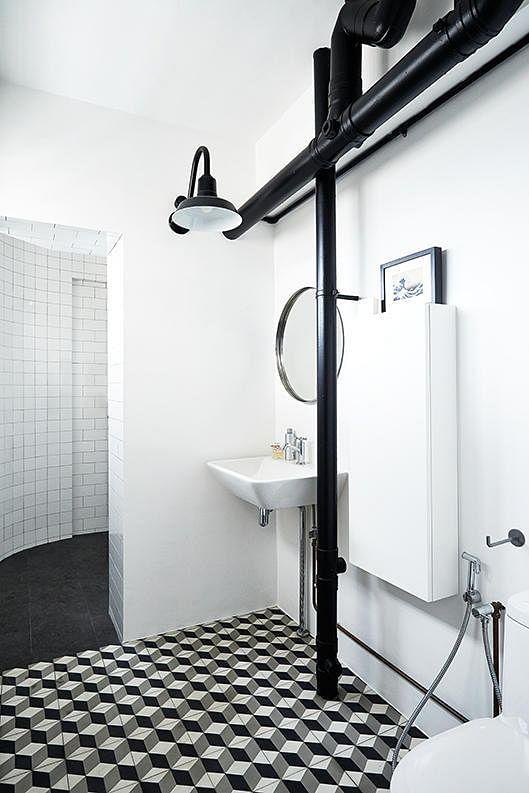Bathroom Design Hdb bathroom design ideas: 7 simple contemporary hdb flat bathroom