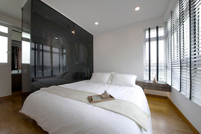 7 reno ideas in the bedrooms of hdb flat homes home for Floor decor reno