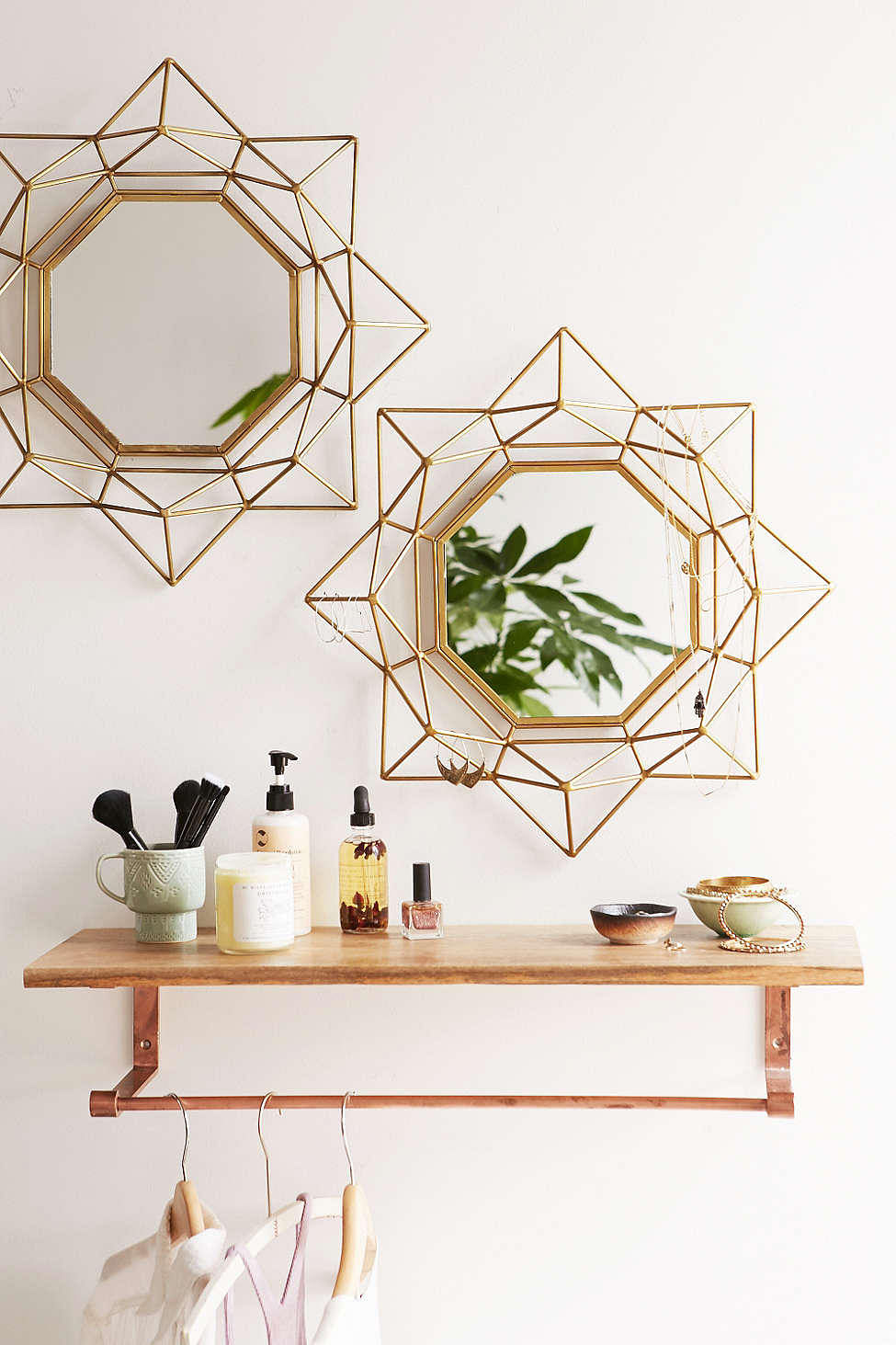 9 stylish wall mirrors every homeowner should see home decor wall mirror urban outfitters opener amipublicfo Images