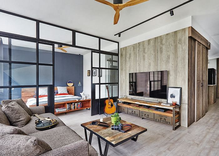 Shopping Furniture And Decor Finds For A Trendy Industrial Chic