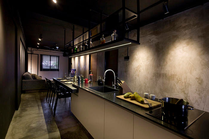 10 small space open concept kitchen designs home decor singapore - Small spaces channel concept ...