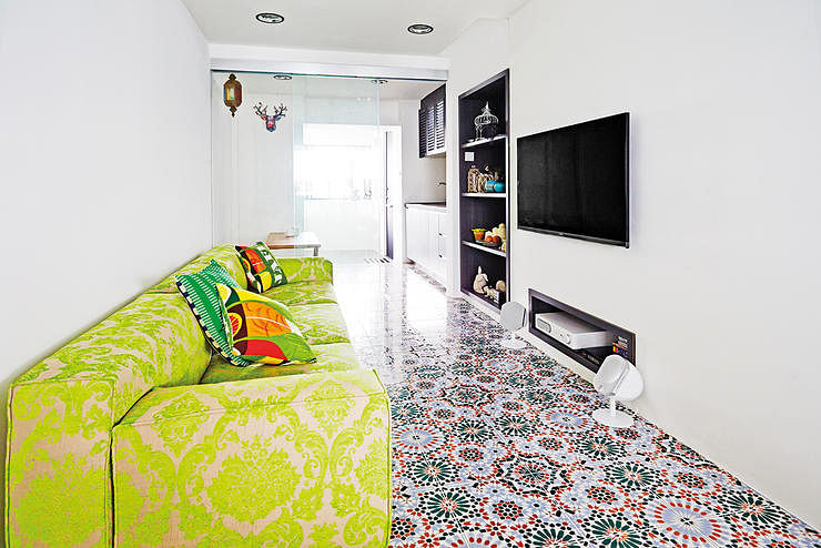 think 484sqf is small see how this home maximised it to the fullest