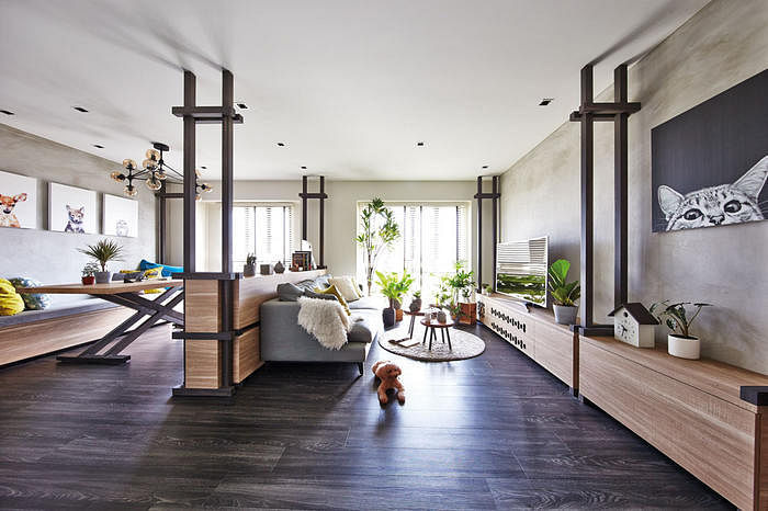 13 design ideas for zoning an open-concept home 2