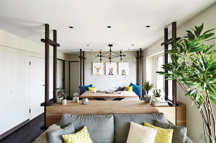 Good 13 Design Ideas For Zoning An Open Concept Home 1