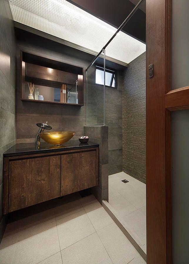 Bathroom Design Ideas 7 Simple Contemporary Hdb Flat