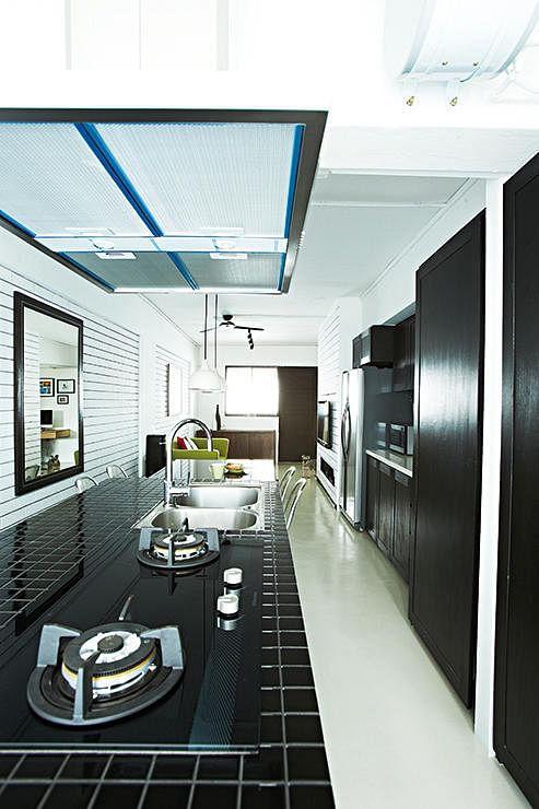 Living Room Design Hdb Flat: Images Of Hdb Three Room Flat Renovation
